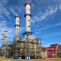 1.523 MW İzmir Doğalgaz Kombine Çevrim Elektrik Santrali Projesi 3.500.000 adam-saat kayıp iş günlü kaza olmadan tamamlanmıştır